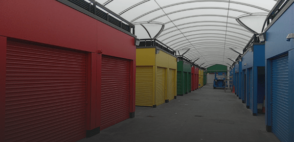Security Shutter Installation Liverpool Wirral
