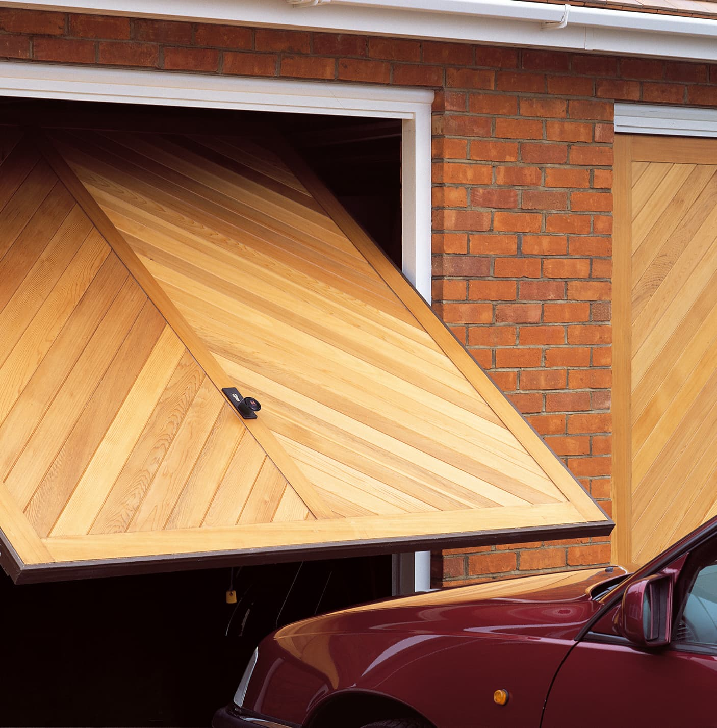 Commercial Amp Domestic Up And Over Garage Doors Warrington