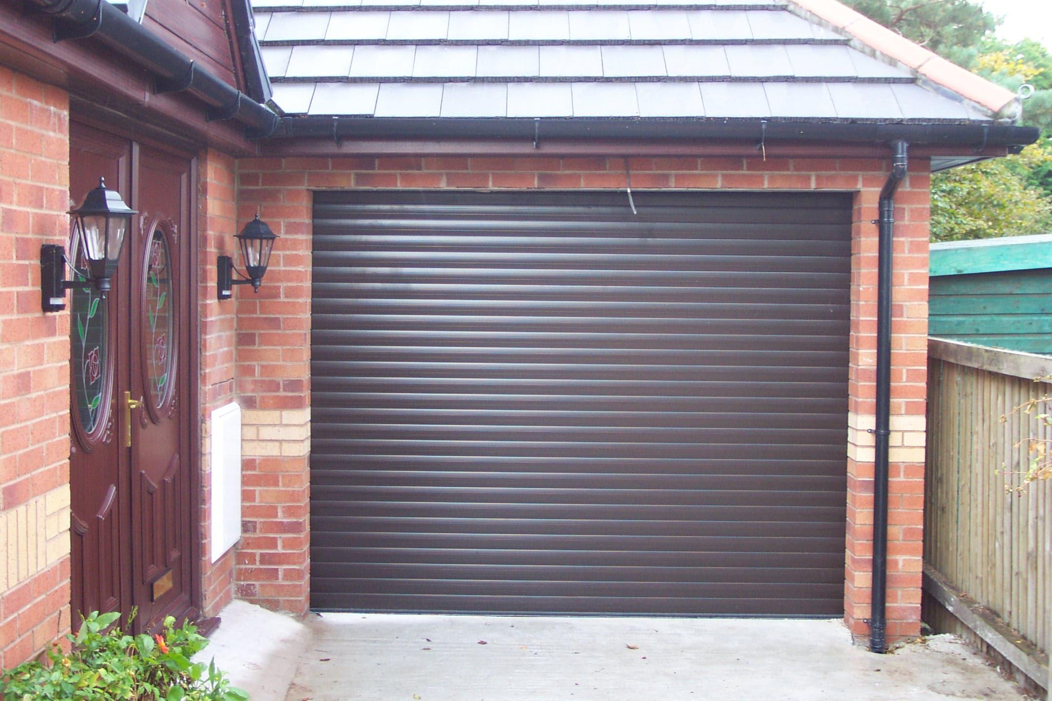 elegant of black garages garage home design cool fresh doors