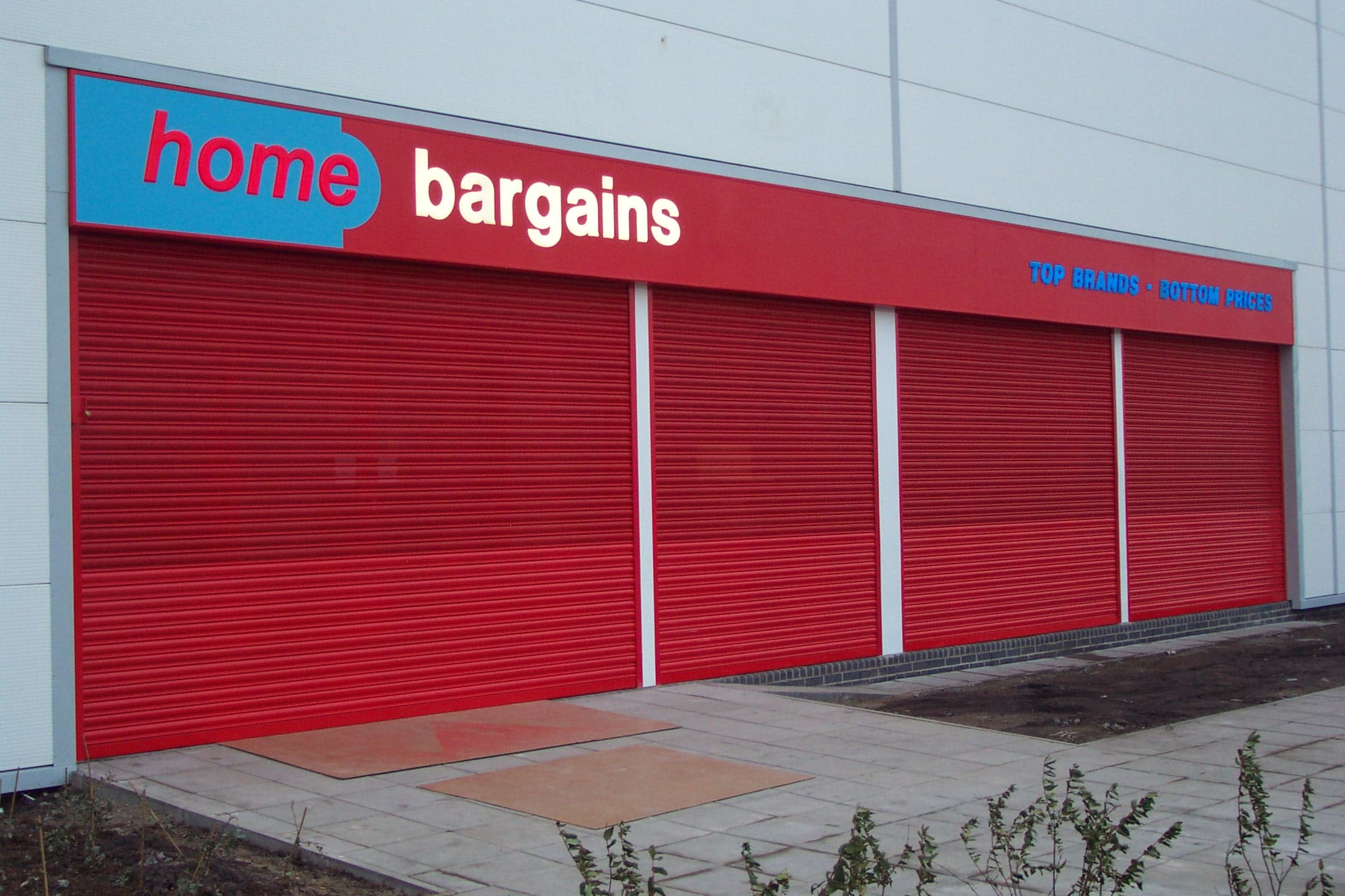 Quality Security Shutters Liverpool Wirral Warrington All