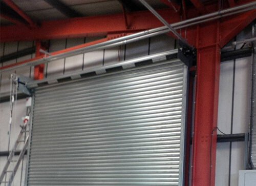 Commercial Insulated Shutters Liverpool Wirral