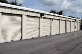 row of fire shutters